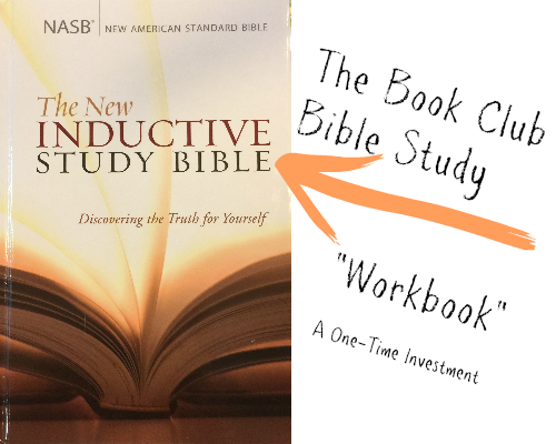 Observation worksheets inductive bible study